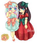 The Sisters by MMChristina
