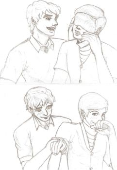 Klaine is cute end by my-last-song