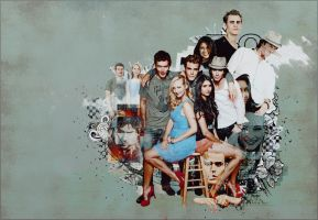 The Vampire Diaries Blend 008 by bulgarianxpersonxD