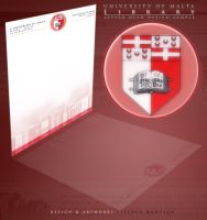Corporate Letterhead Showcase by mangion