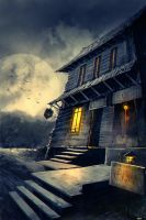 Moonlight Shadow Inn by TSRodriguez