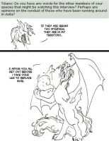 Questions: Tolano 1 by applescruff