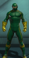 Kick Ass (DC Universe Online) by Macgyver75