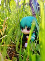 Green. by Odessa-Himijo