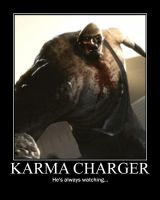 Karma Charger by Baracuss1