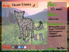 Fallen Stones Reference by The-Phan