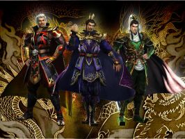 DW7 Monarchs WP by O-Mailey