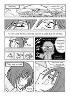 SD: Wolf and Fox - ch. 1 pg. 2 by Reina-Kitsune