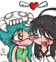 Nel x Nnoitra by Violent-Rainbow
