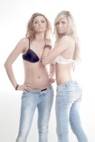 Kristina and Carina by ducmphung