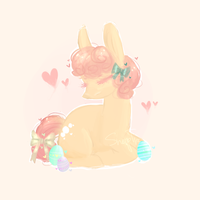 Easter Pastel by Carnivvorous