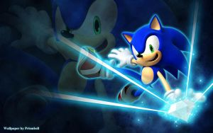 Sonic Wall 2 by Prismbell
