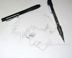 Billie Joe - sketchy like 14 by kelly42fox