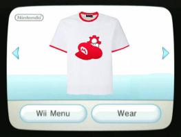 T for Tees: Mario Mush by sdws