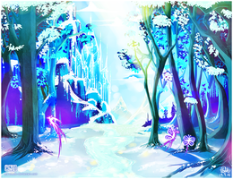 Forever Winter by CloudN