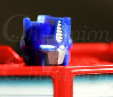 Optimus Prime-Toy by Championx91