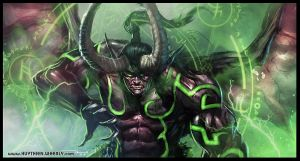 Illidan by thiennh2