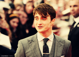 LND Premier: Daniel Radcliffe by vacant-xpressi0ns