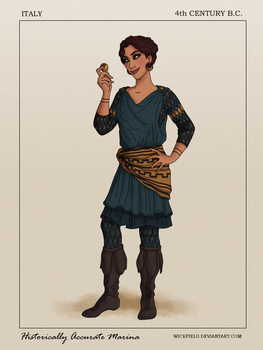 Historically Accurate Marina by Wickfield