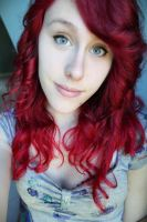red hair is back 2 by chelsea-martin