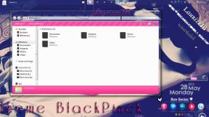 Tema Inconpackager BlackPinck by Laurizz11