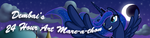 Mare-a-thon Banner by Dembai