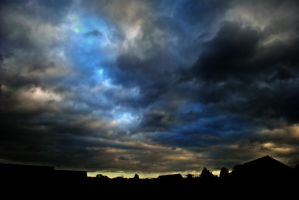 Heavy Clouds by Kellyx96