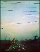 Traffic.Dust by bcrayon