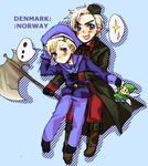 APH:Denmark and Norway by Klunatic
