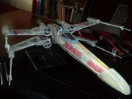 Star Wars - X-Wing Fighter by Captain86