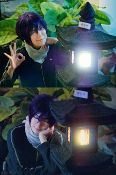 Noragami: A Shrine of My Own by behindinfinity