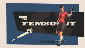 SFM - Meet the Femscout by xTDawgx