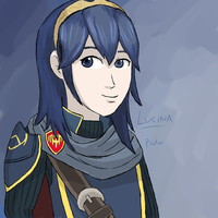 Lucina by j3-proto