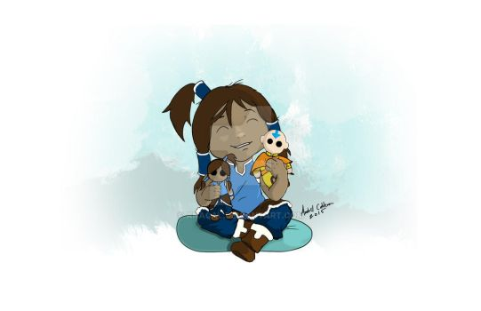 For the Love of Avatar Ver. 2 by anacal