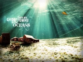Ghost Towns in the Oceans by LikeGravity