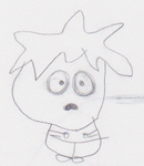 Maddie's Son TWEEK/BUTTERS by paintedpandas128