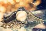 Golden snitch by EliseEnchanted