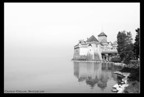Chateau Chillon by girl