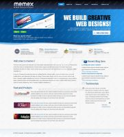 Memex Business Wordpress by femkhan