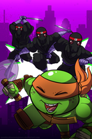 Follow The Leader by PowderAkaCaseyJones