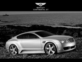 Bentley Continental GT by odyar