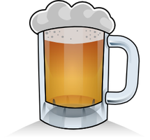 Beer Mug by pookstar