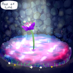 Pool of Life by asheds