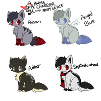 PointAdoptables10 CLOSED by SupuAdopts