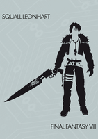 Squall by lestath87
