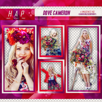 PACK PNG 40 / Dove Cameron by CamiCE-Pngs
