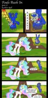 Foals Rush In (part 2) by MLP-Silver-Quill