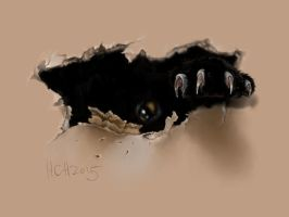 sharp claws... by Animal75Artist