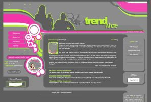 TrendWhore Design V3 by trendwhored