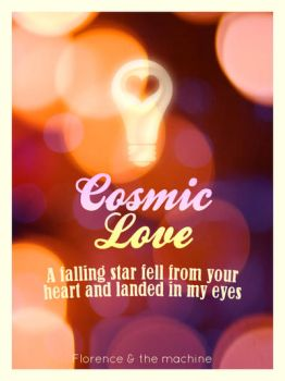 Cosmic Love by OmaRxiano